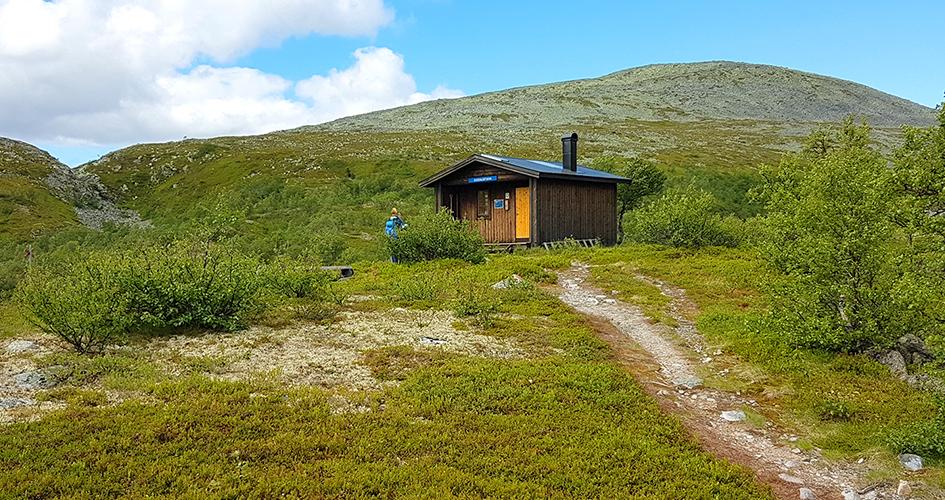 Sonfjällets nationalpark Sveriges nationalparker   Välj